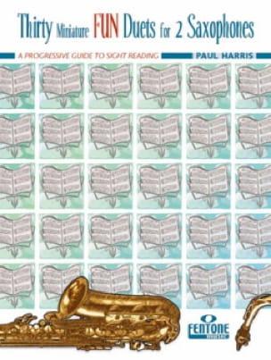 Paul Harris - 30 Miniature Fun Duets - Sheet Music - di-arezzo.co.uk
