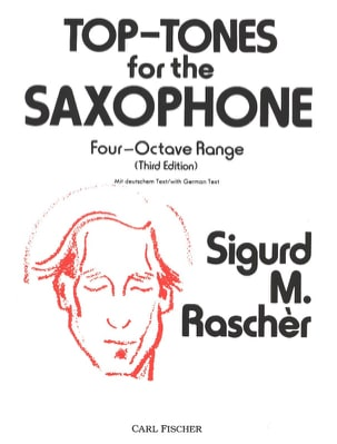 Sigurd M. Raschèr - Top-Tones - Sheet Music - di-arezzo.co.uk