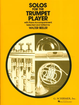 - Solos For The Trumpet Player - Sheet Music - di-arezzo.com