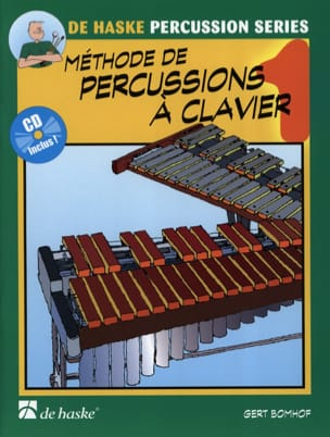 Gert Bomhof - Keyboard Percussion Method Volume 1 - Sheet Music - di-arezzo.co.uk