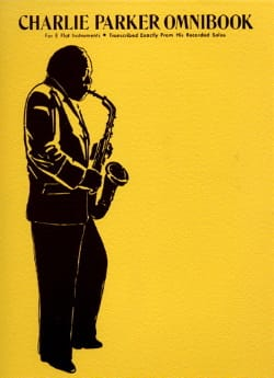 Charlie Parker - Charlie Parker Omnibook Eb - 楽譜 - di-arezzo.jp