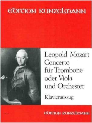 Leopold Mozart - Concerto - Sheet Music - di-arezzo.co.uk