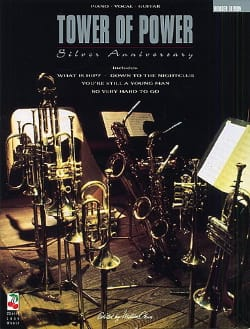 Silver Anniversary - Tower of Power - Partition - laflutedepan.com