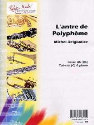 Michel Del Giudice - La guarida de Polifemo - Partitura - di-arezzo.es