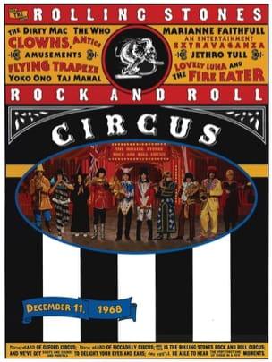 Rock' N' Roll Circus - ROLLING STONES - Partition - laflutedepan.com