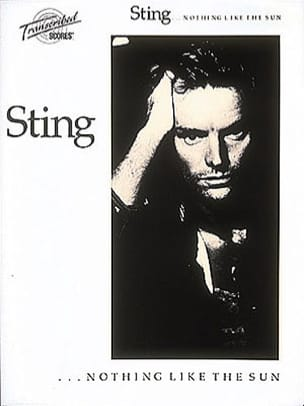 Sting - Nothing Like The Sun - Sheet Music - di-arezzo.com
