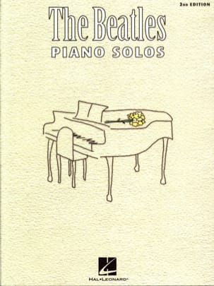 Beatles The - Piano Solos - 2nd Edition - Partition - di-arezzo.fr