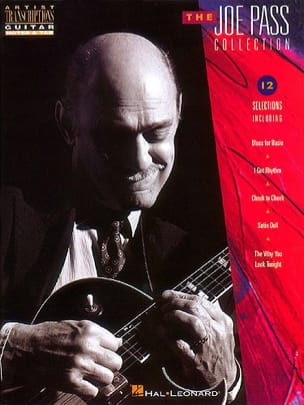 The Joe Pass Collection Joe Pass Partition Jazz - laflutedepan