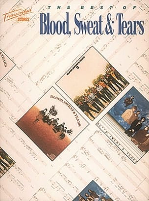 Sweat & Tears Blood, - The Best Of Score - Partition - di-arezzo.fr