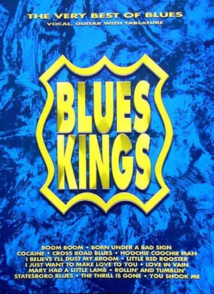- Kings Blues - Sheet Music - di-arezzo.co.uk
