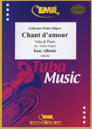 Isaac Albeniz - Chant D'amour - Partition - di-arezzo.fr