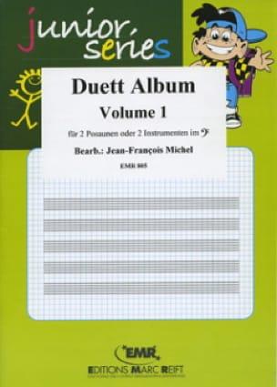 - Duett Album Volume 1 - Partition - di-arezzo.fr
