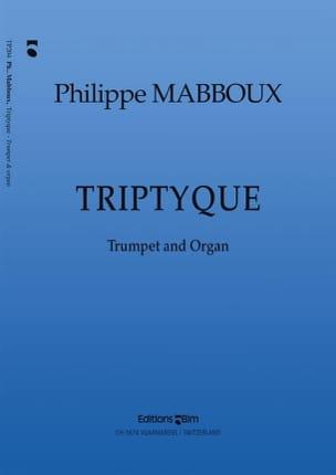 Triptyque Philippe Mabboux Partition Trompette - laflutedepan