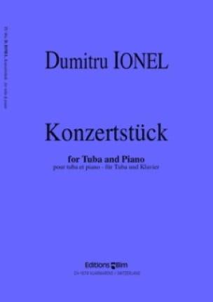 Dumitru Ionel - Konzertstück - Partition - di-arezzo.fr