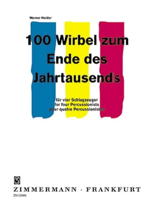 Werner Heider - 100 Bearings For The End Of The Millennium - Sheet Music - di-arezzo.co.uk