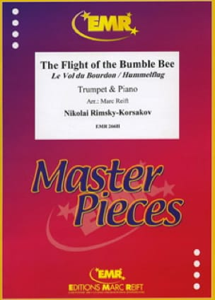 Nicolai Rimsky Korsakov - The Flight Of The Bumblebee - Sheet Music - di-arezzo.co.uk