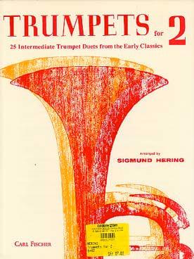 Trumpets For 2 - Partition - di-arezzo.fr