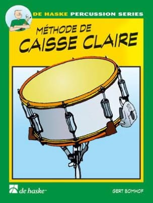 Gert Bomhof - Snare Method Volume 1 - Sheet Music - di-arezzo.com