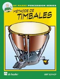 Gert Bomhof - Method of Timbales Volume 1 - Sheet Music - di-arezzo.com