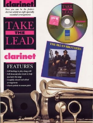 Take The Lead Blues Brothers - Brothers The Blues - laflutedepan.com