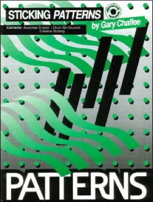 Sticking Patterns Gary Chaffee Partition Batterie - laflutedepan