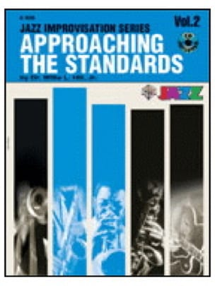 Willie L. Hill, Jr Dr. - Approaching the standards volume 2 - Sheet Music - di-arezzo.com
