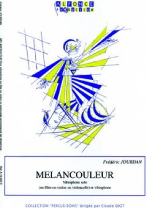 Frédéric Jourdan - Mélancouleur - Partition - di-arezzo.fr