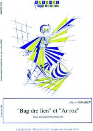 Bag Dre Lien et Ar Roz - Pierre Gourier - Partition - laflutedepan.com