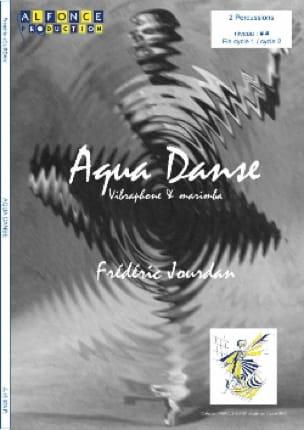 Aqua Danse - Frédéric Jourdan - Partition - laflutedepan.com