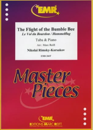 Nicolai Rimsky Korsakov - The Flight Of The Bumble Bee - Partition - di-arezzo.fr