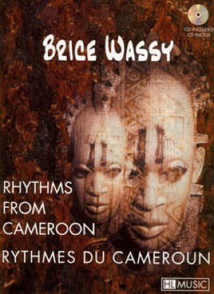 Brice Wassy - Rhythms From Cameroon - Partition - di-arezzo.fr