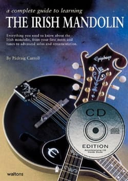 Carroll Padraig - The Irish Mandolin - Partition - di-arezzo.fr