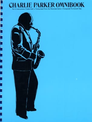 Charlie Parker - Charlie Parker Omnibook C - Partition - di-arezzo.fr