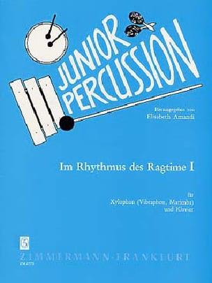 Im Rhythmus Des Ragtime 1 Partition Xylophone - laflutedepan