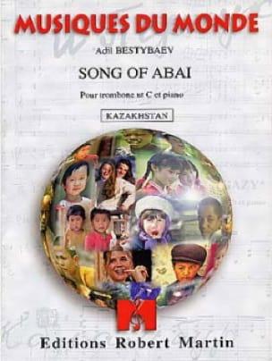 Song Of Abai - Adil Bestybaev - Partition - laflutedepan.com