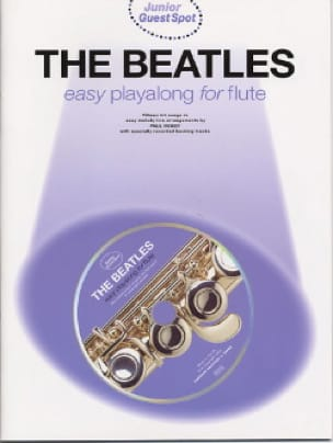 BEATLES - Junior Guest Spot - Easy Playalong Junior For Flute - Sheet Music - di-arezzo.com