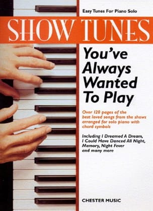 - Show Tunes You've Always Wanted To Play - Sheet Music - di-arezzo.com