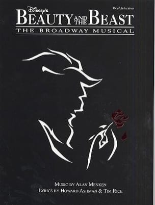 Alan Menken - Beauty and the Beast - Broadway Musical - Sheet Music - di-arezzo.com