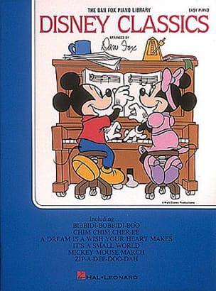 DISNEY - Disney Classics - Einfaches Klavier - Noten - di-arezzo.de