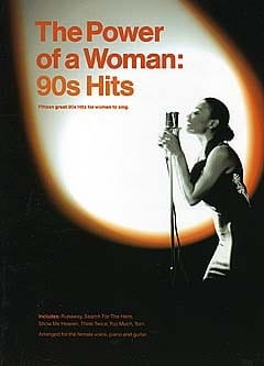 The Power Of A Woman 90's Hits - Partition - laflutedepan.com