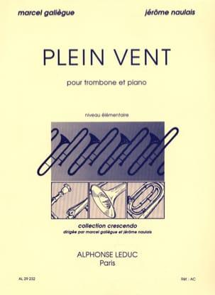 Galiègue Marcel / Naulais Jérôme - Voller Wind - Noten - di-arezzo.de