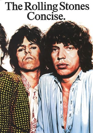 ROLLING STONES - The concise volume 1 - Partition - di-arezzo.fr