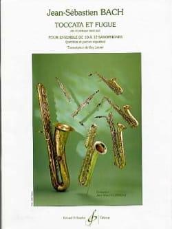 BACH - Toccata and fugue BWV 565 - Sheet Music - di-arezzo.com