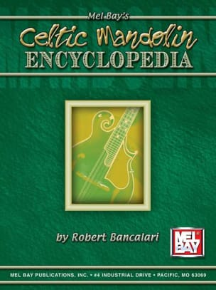 Robert Bancalari - Celtic Encyclopedia Mandolin - Sheet Music - di-arezzo.com
