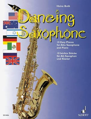 Heinz Both - Dancing Saxophone - Sheet Music - di-arezzo.com