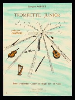 Trompette Junior Jacques Robert Partition Trompette - laflutedepan