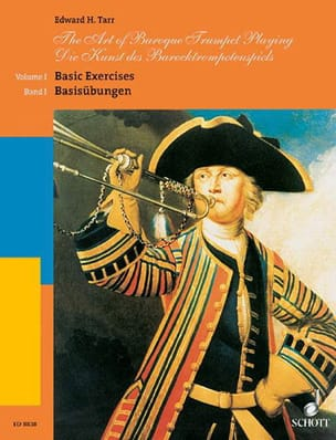 Edward H. Tarr - The Art Of Baroque Trumpet Playing Volume 1 - Partition - di-arezzo.fr