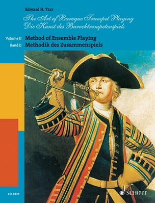 The Art Of Baroque Trumpet Playing Volume 2 - laflutedepan.com