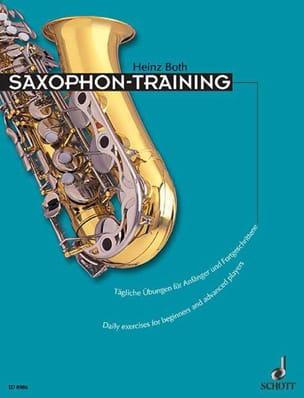 Heinz Both - Saxophon-Formación - Partitura - di-arezzo.es