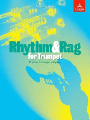 Alan Haughton - Rhythm & Rag For Trumpet - Partition - di-arezzo.fr